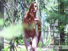 Sexy erotic category cumshot (1652 sec). Sex In The Woods.
