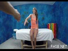 Full seductive video category teen (311 sec). Sexy hot babe bonks and sucks.