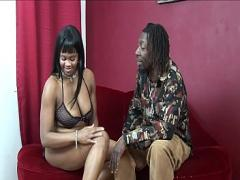 Genial film category exotic (3237 sec). Fatty babe swallows after hard sex.