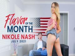 July 2021 Flavor Of The Month Nikole Nash -(Nikole Nash)